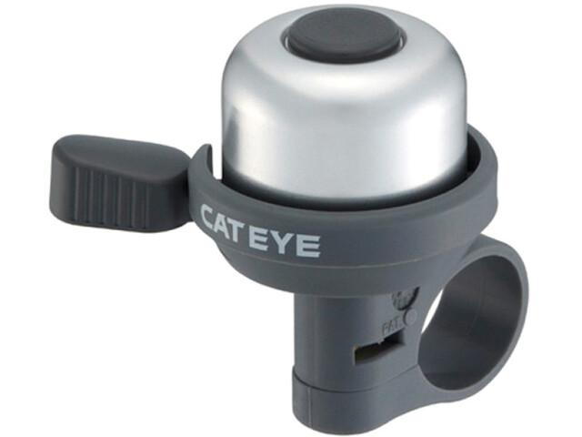 CatEye OH 1000 Fietsbel, silver/black